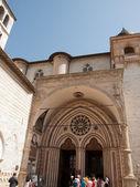Assisi-Italy — Stok fotoğraf
