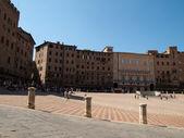 Siena-Italy — Stock Photo