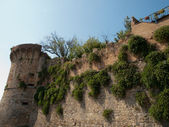 San giminiano, italia — Foto de Stock
