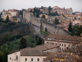View of Perugia in Italy — Stock Photo