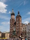 Cracovia, polonia — Foto de Stock