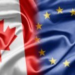 Stock Photo: Canadand EuropeUnion
