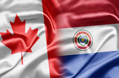 Canada and Paraguay — Stock Photo