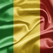 Flag of Mali — Stock Photo