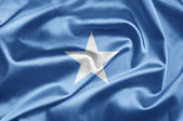 Flag of Somalia — Stock Photo