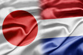 Japan and Netherlands — Stock Photo