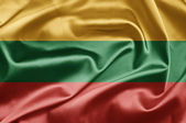 Flag of Lithuania — Stock Photo