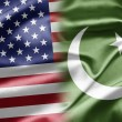 USA and Pakistan - Stock Photo