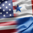 USA and Panama — Stock Photo