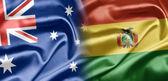 Australia and Bolivia — Stock Photo