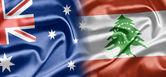 Australia and Lebanon — Stock Photo