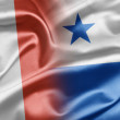 France and Panama — Stock Photo