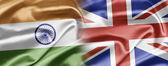 India and UK — Stock Photo