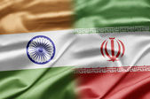 India and Iran — Stock Photo