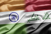 India and Iraq — Stock Photo