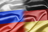 Russia and Germany — Stock Photo