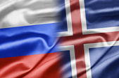 Russia and Iceland — Stock Photo