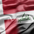 Denmark and Iraq — Stock Photo #13759698