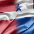 Denmark and Panama — Stock Photo