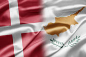 Denmark and Cyprus — Stock Photo