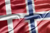Denmark and Norway — Stock Photo