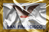 Flag of San Francisco — Foto de Stock