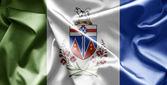 Flag of Yukon — Stock Photo