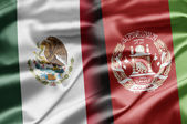 Mexico and Afghanistan — Stock Photo
