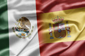 Mexico and Spain — Stock Photo