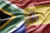 南非和西班牙 — 图库照片