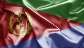 флаг эритреи — Стоковое фото