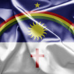 Flag of Pernambuco — Stock Photo
