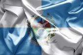 Flag of Rio de Janeiro — Stock Photo