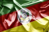 Flag of Rio Grande do Sul — Stock Photo