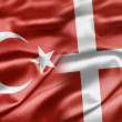 Turkey and Denmark — Stock Photo