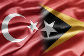 Turkey and East Timor — Stock Photo