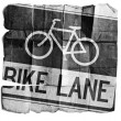 Bike Lane — Stock Photo #19115979