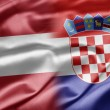 Austria and Croatia — Stock Photo