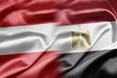 Austria and Egypt — Stock Photo