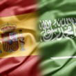 Stock Photo: Spain and Saudi Arabia