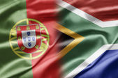 Portugal and South Africa — Stock Photo