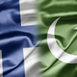 Stock Photo: Finland and Pakistan