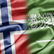 Stock Photo: Norway and Saudi Arabia