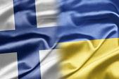 Ukrayna ve Finlandiya — Stok fotoğraf
