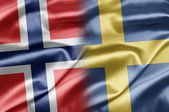 Norway and Sweden — Stock Photo