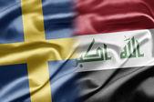 Zweden en irak — Stockfoto