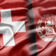 Switzerland and Afghanistan — Stock Photo #19476439