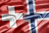 Switzerland and Norway — Stock Photo