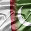 Stock Photo: Italy and Pakistan