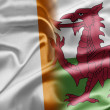 Ireland and Wales - Stock Photo
